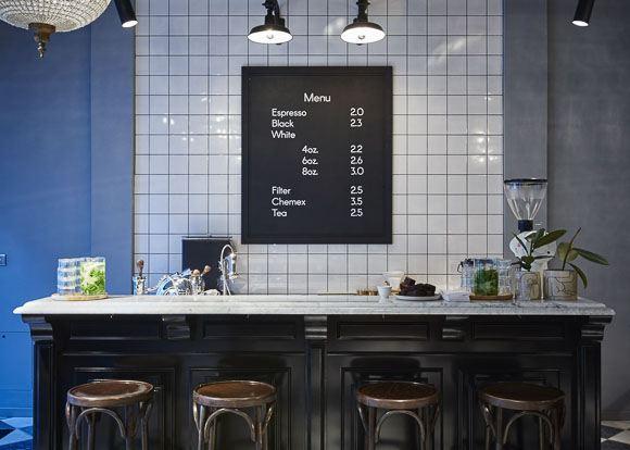 modern society cafe london