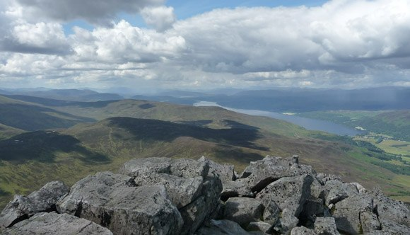 Schiehallion, Scotland