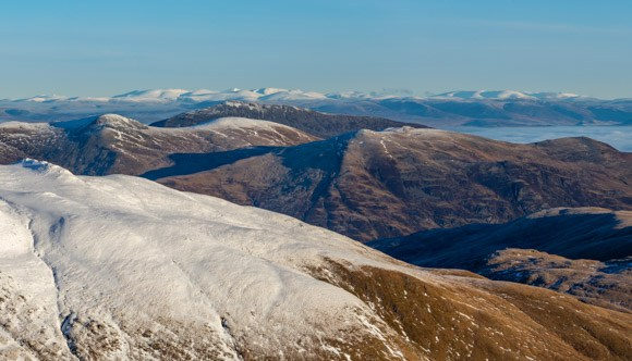 Ben Lawers, Scotland, native glasgow
