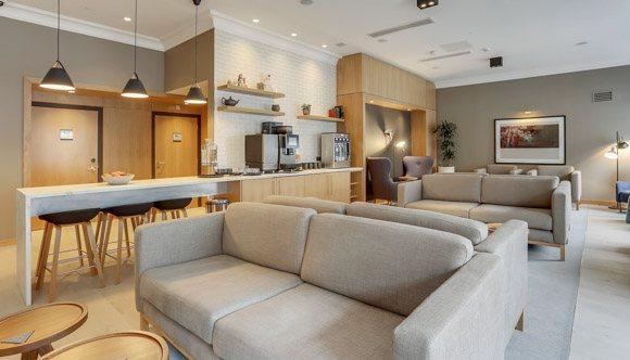 Native Edinburgh Aparthotel Lobby